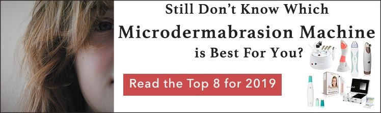 Top 8 microdermabrasion machines banner