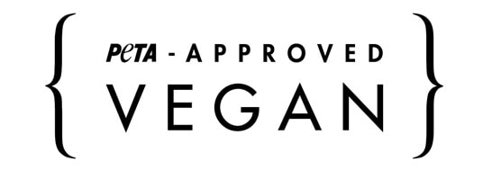 new peta vegan logo